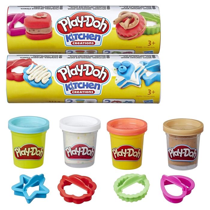 Игровой набор для лепки Play-Doh «Мини-сладости»
