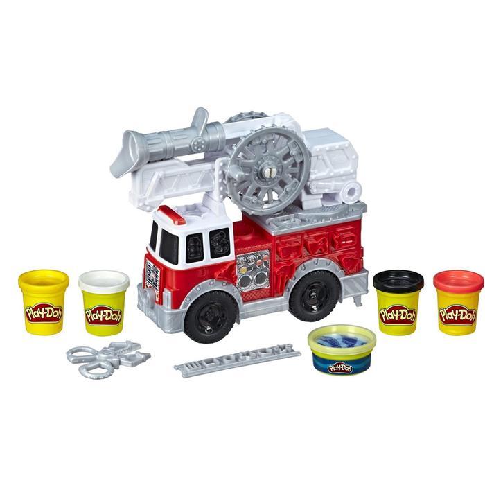 Игровой набор «Плей-До. Пожарная машина»