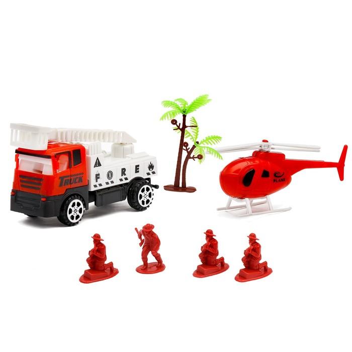 Набор «Пожарные»
