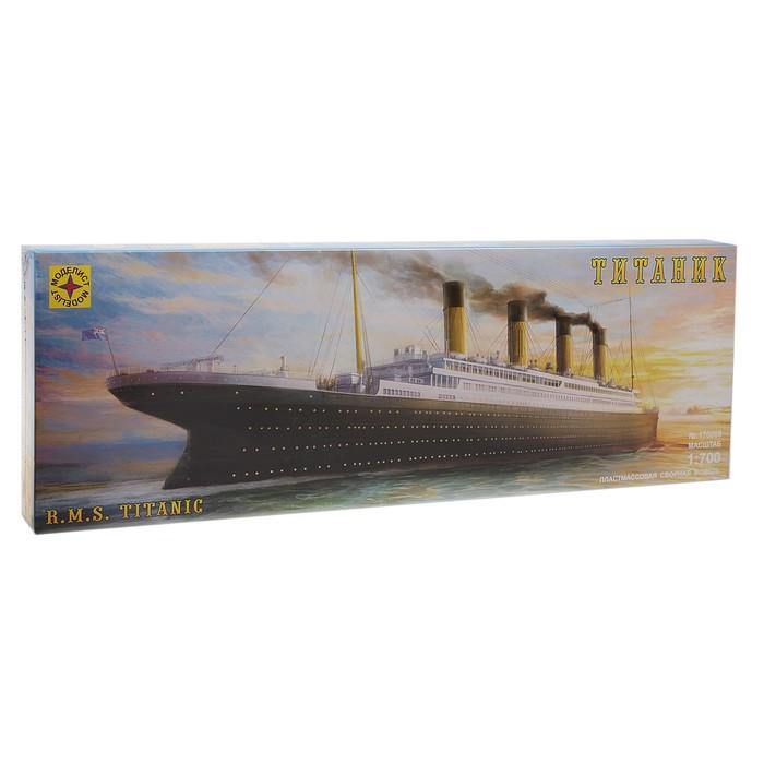 Сборная модель «Лайнер — Титаник»