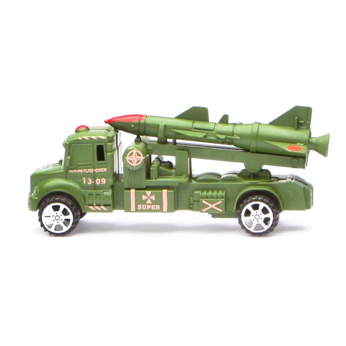 Машина «Ракетница»