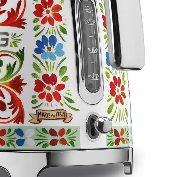 Чайник электрический Smeg KLF03DGEU Dolce&Gabbana