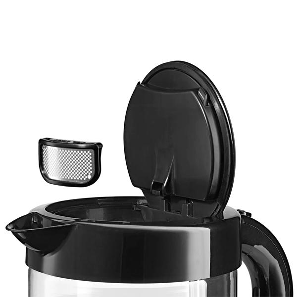 Стеклянный чайник Bosch TWK70B03