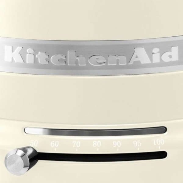 Электрочайник KitchenAid Artisan 5KEK1522EAC 1.5л, кремовый