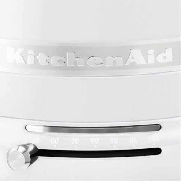 Электрочайник KitchenAid Artisan 5KEK1522EFP 1.5л, морозный жемчуг