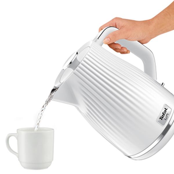 Чайник Tefal Loft White KO250130