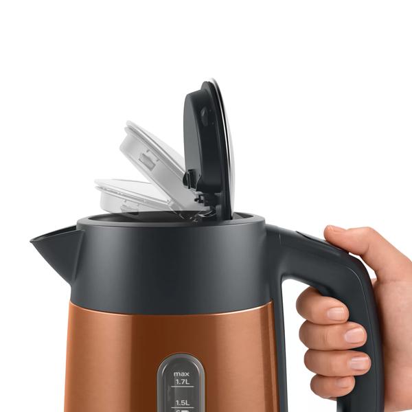 Чайник Bosch TWK4P439 DesignLine медь