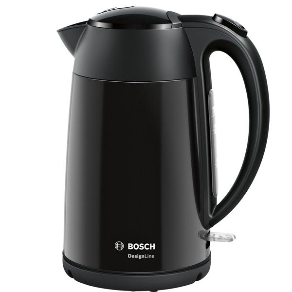 Чайник Bosch TWK3P423 DesignLine черный