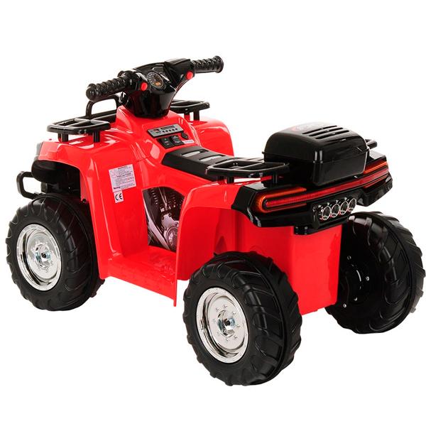 Электроквадроцикл Pituso 5258-Red