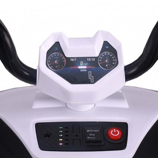 Электроквадроцикл Pituso S601 White