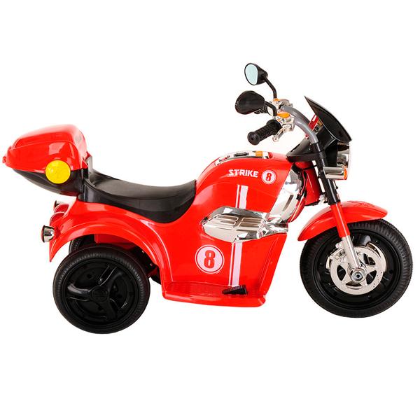 Электромотоцикл Pituso MD-1188, Красно-Черный