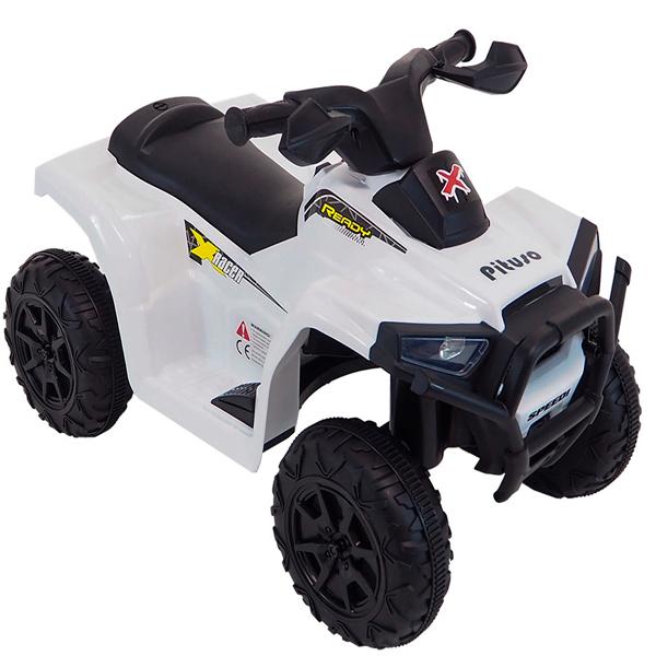 Электроквадроцикл Pituso XH116-White
