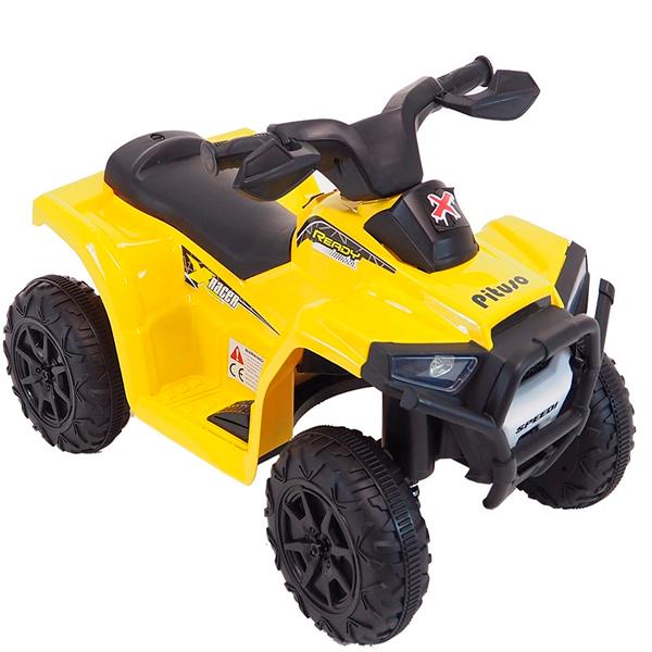 Электроквадроцикл Pituso XH116-Yellow