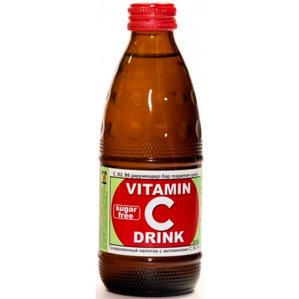 Напиток Vitamin C Drink без сахара