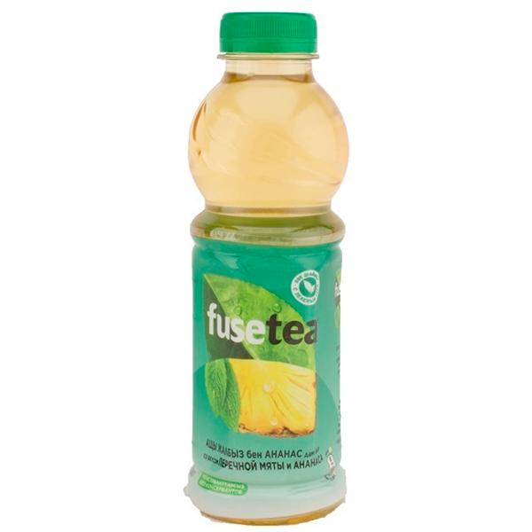 Чай Fuse Tea со вкусом ананаса-мяты 0.5 л
