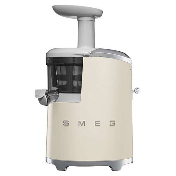 Соковыжималка Smeg SJF01CREU (Кремовый)