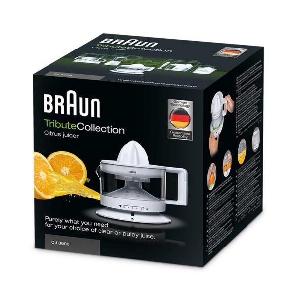 Соковыжималка Braun CJ3000