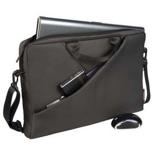 Сумка для ноутбука Riva 8730 grey 15,6