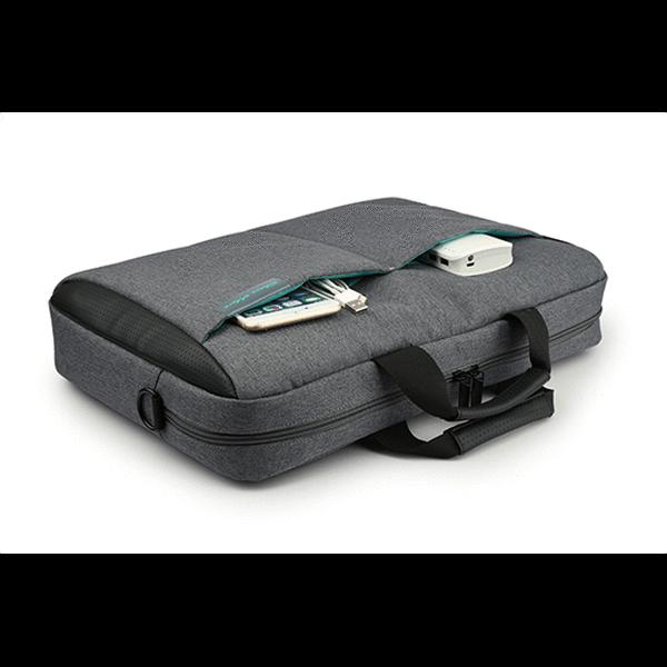 Cумка для ноутбука Miracase NH-8053 Grey 15,6