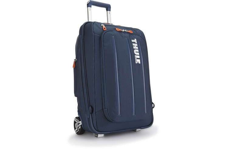 "Дорожная сумка Thule Crossover Carry-On 56cm/22"" Dark blue (TCRU-115)"
