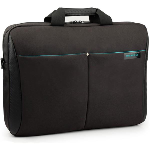 Cумка для ноутбука Miracase NH-8053 Black 15,6