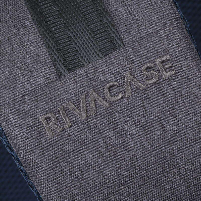 Рюкзак для ноутбука Riva 7765 Black 16
