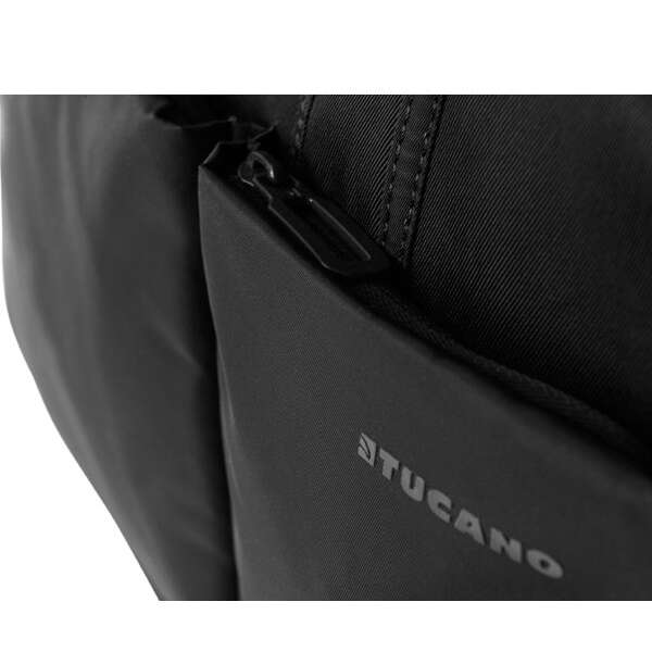 Сумка для ноутбука Tucano Piu Bag BPB15 (Black)