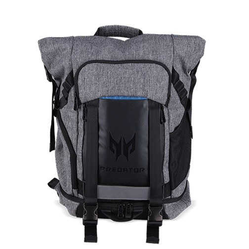Рюкзак для ноутбука Acer Predator Hybrid Backpack Grey Blue (NP.BAG1A.290)