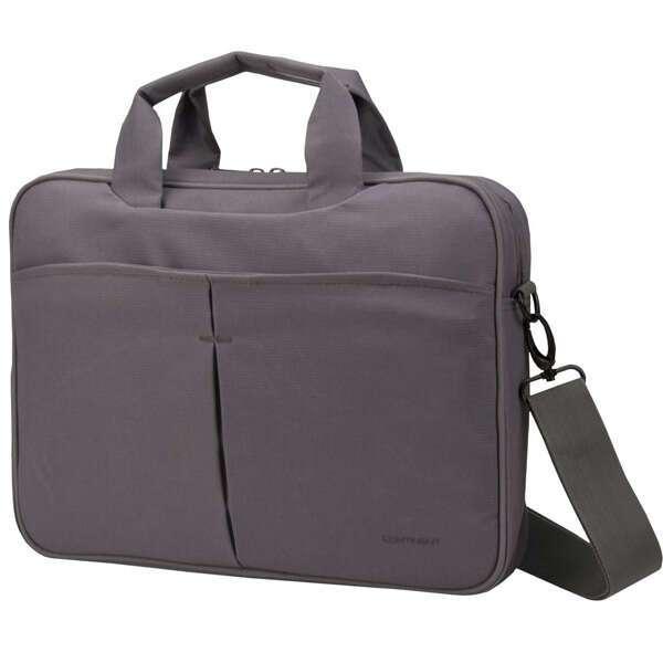 Сумка для ноутбука Continent CC-014 Grey