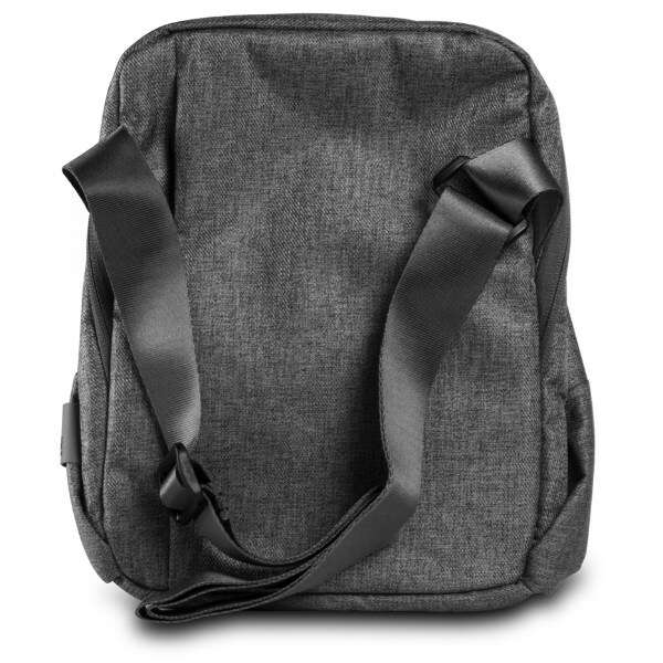 Сумка Xiaomi RunMi 90 GOFUN Urban Simple Messenger Bag Grey