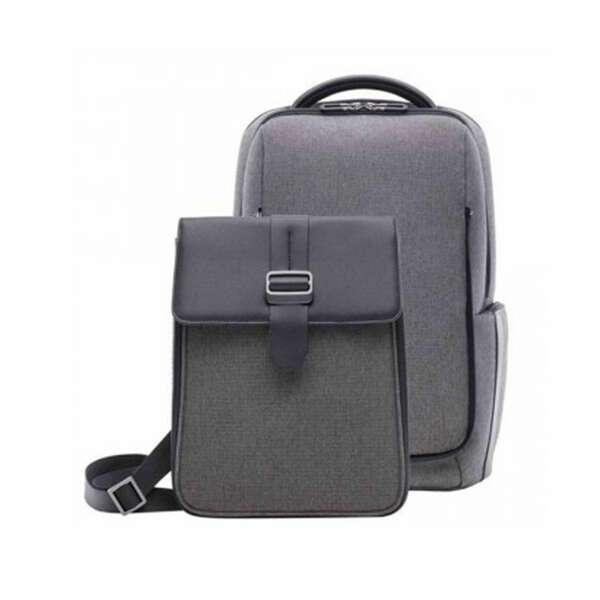 Рюкзак Xiaomi 2 в 1 Mi Fashion Commuter Backpack Dark Grey
