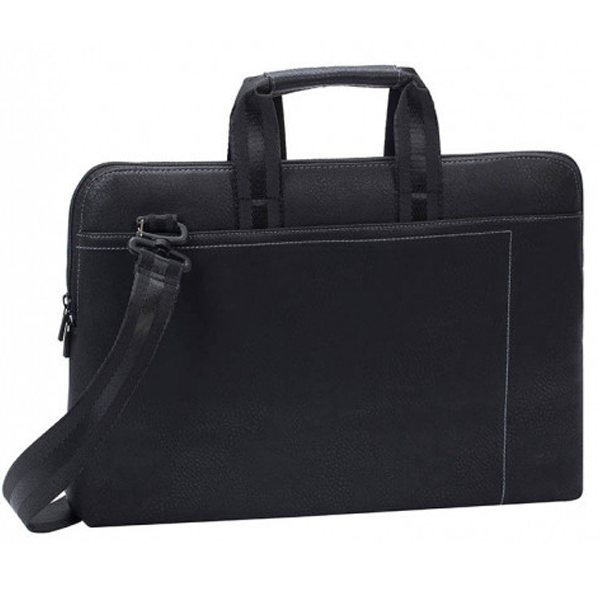 Сумка для ноутбука RivaCase 8930 Black (PU)