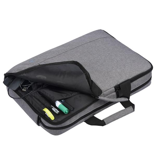 """Сумка для ноутбука 2E 16"""" Серая (2E-CBP68506GR)"""