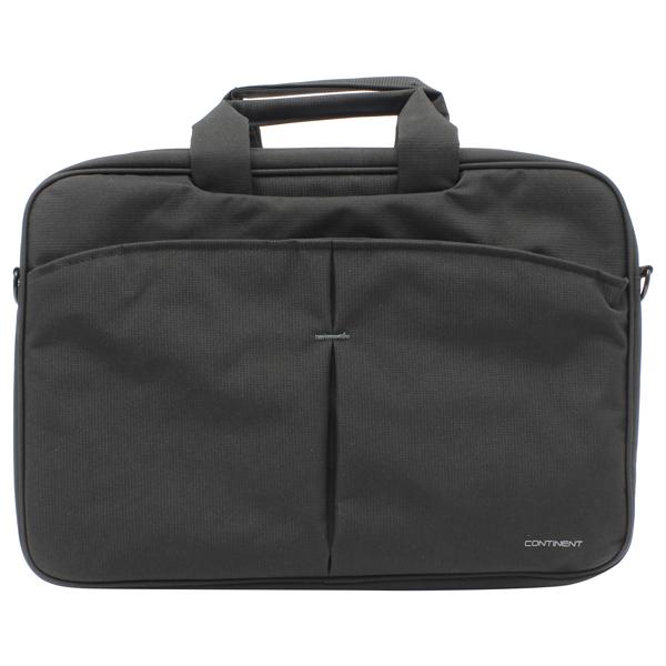 "Сумка для ноутбука Continent CC-012 15.6"" Black (CC-012BK)"
