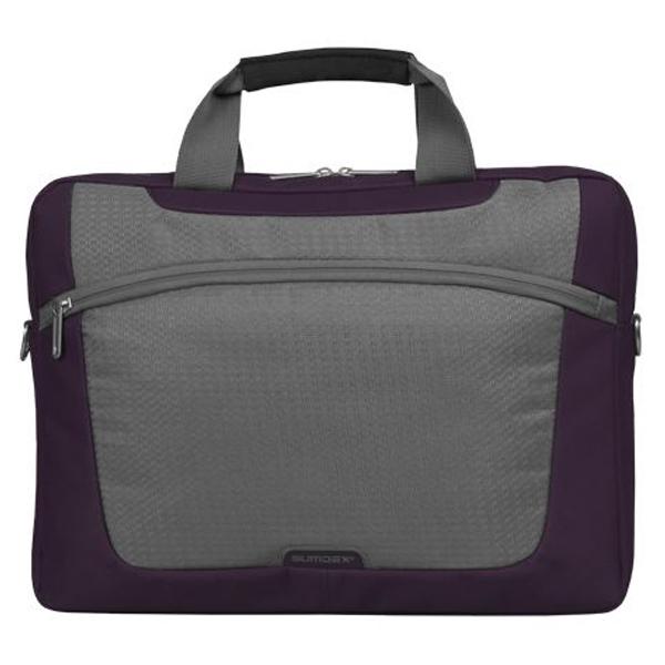 """Сумка для ноутбука Sumdex 16"""" Фиолетовая (PON-318PL-1)"""