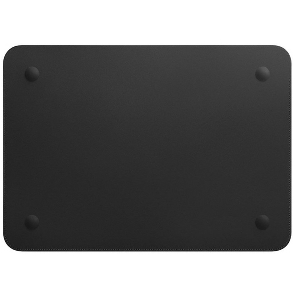 "Чехол для ультрабука Leather Sleeve for 13"" MacBook Pro Black (MTEH2)"