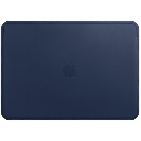 "Чехол для ультрабука Leather Sleeve for 13"" MacBook Pro Midnight Blue (MRQL2)"