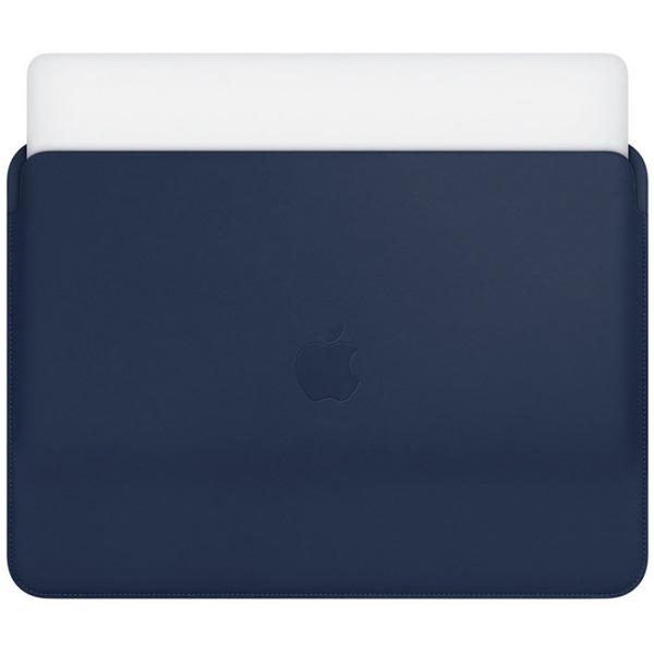 "Чехол для ультрабука Leather Sleeve for 15"" MacBook Pro Midnight Blue (MRQU2)"