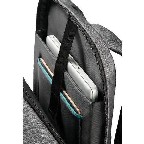 """Рюкзак для ноутбука Samsonite Qibyte 17""""3 Серый (76374/1009)"""