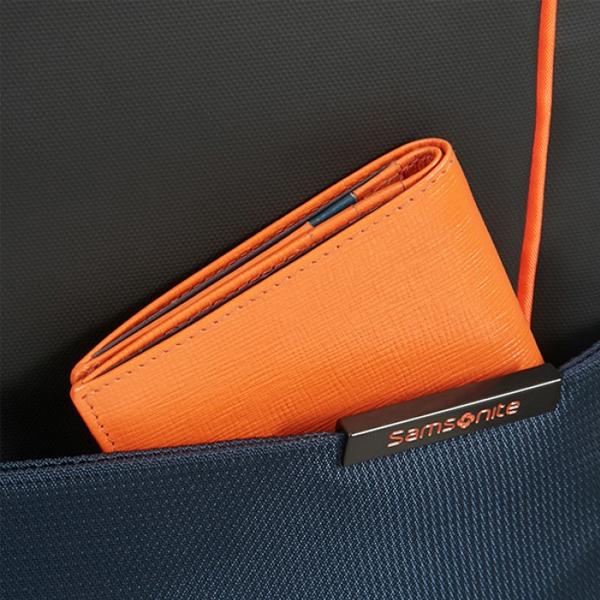 "Рюкзак для ноутбука Samsonite Qibyte 17,3"" Синий (76374/1090)"