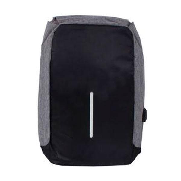 "Рюкзак для ноутбука Continent BP-500 Black/Grey 16"" чёрно-серый"