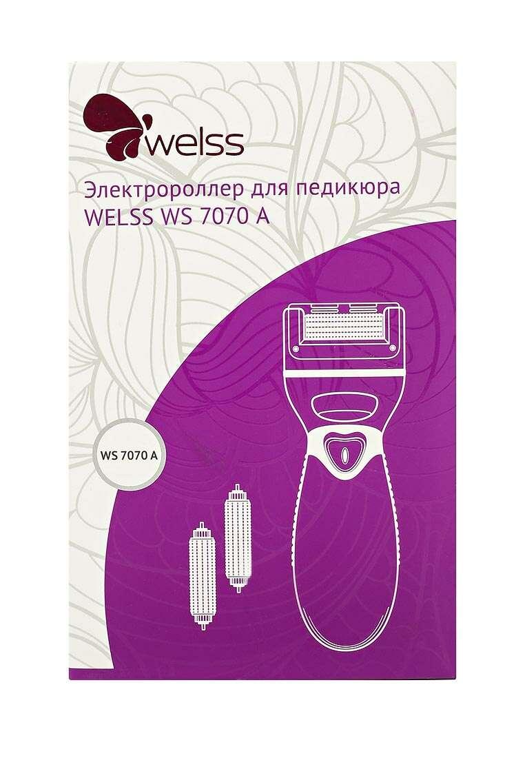 Электророллер для педикюра Welss WS 7070 A