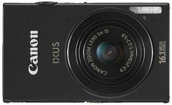 Цифровая фотокамера CANON Ixus 220 HS