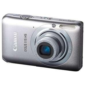 Цифровая фотокамера CANON IXUS 115 HS