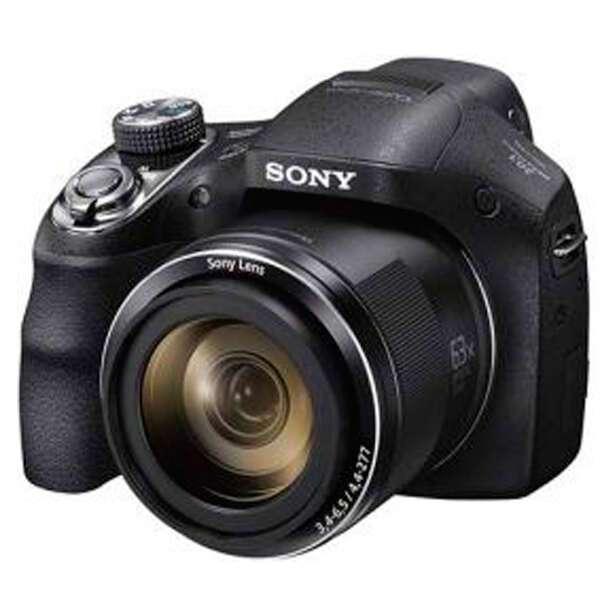 Цифровая компактная камера  Sony DSC-H400