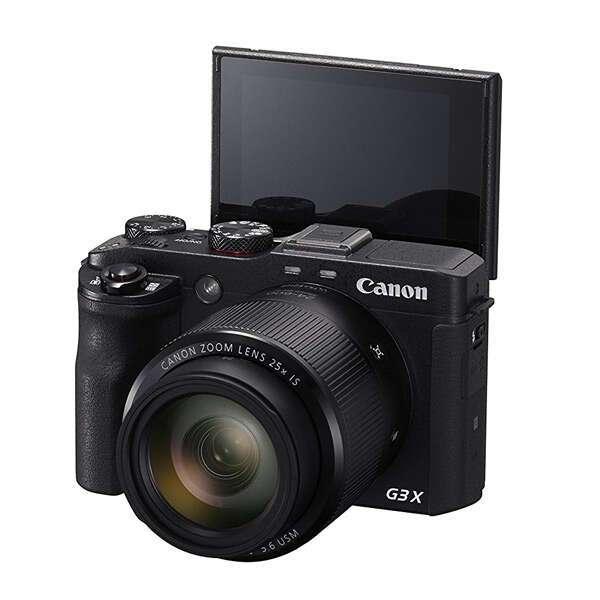 Фотокамера Canon PowerShot G3 X