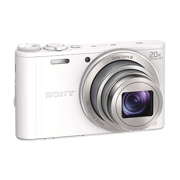 Цифровая фотокамера Sony Cyber-shot DSC WX350 White