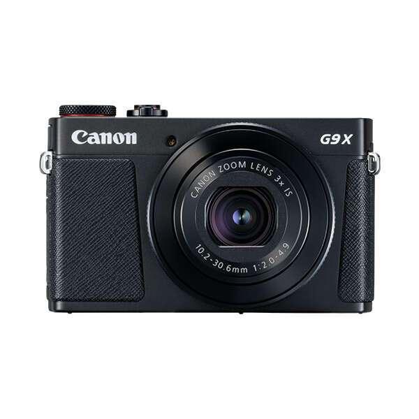 Цифровая фотокамера Canon PowerShot G9 X Mark II Black