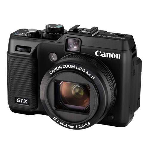 Цифровая фотокамера CANON PSG1X(E)