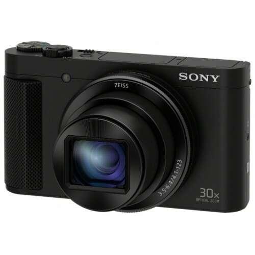 Цифровая фотокамера Sony DSCHX90B.RU3